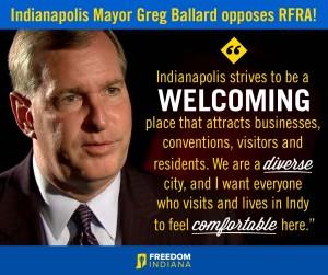 Mayor Ballard